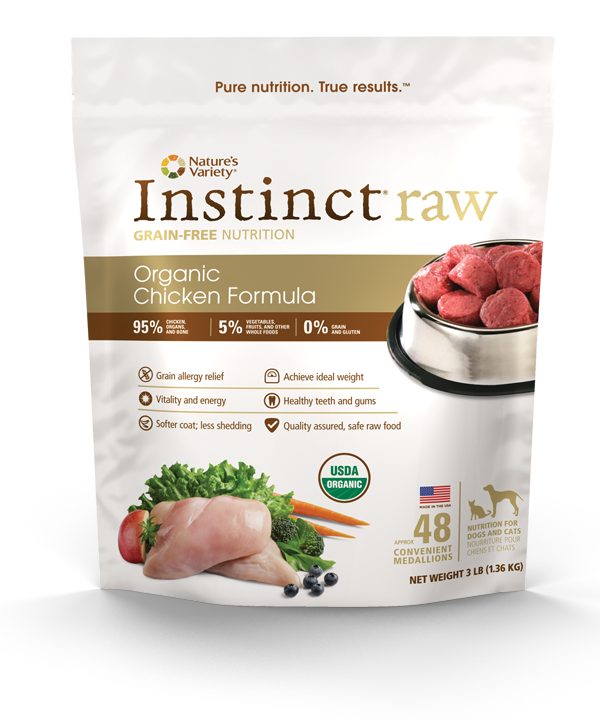 Nature S Variety Instinct Cat Food Recall